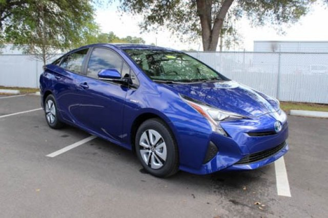 new 2016 toyota prius two eco hatchback in jacksonville 60031 arlington toyota. Black Bedroom Furniture Sets. Home Design Ideas